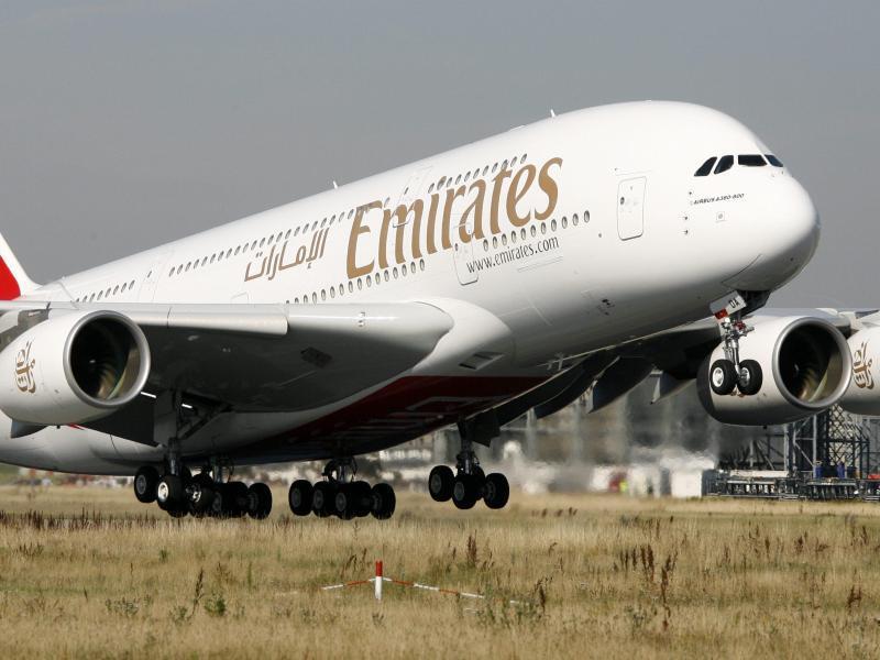Bild zu Emirates Airline