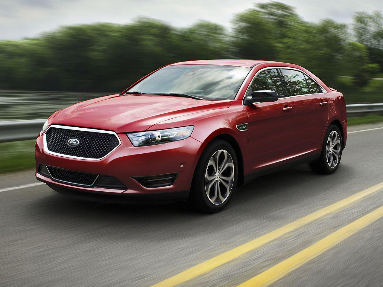 Bild zu Platz 7: Ford Taurus