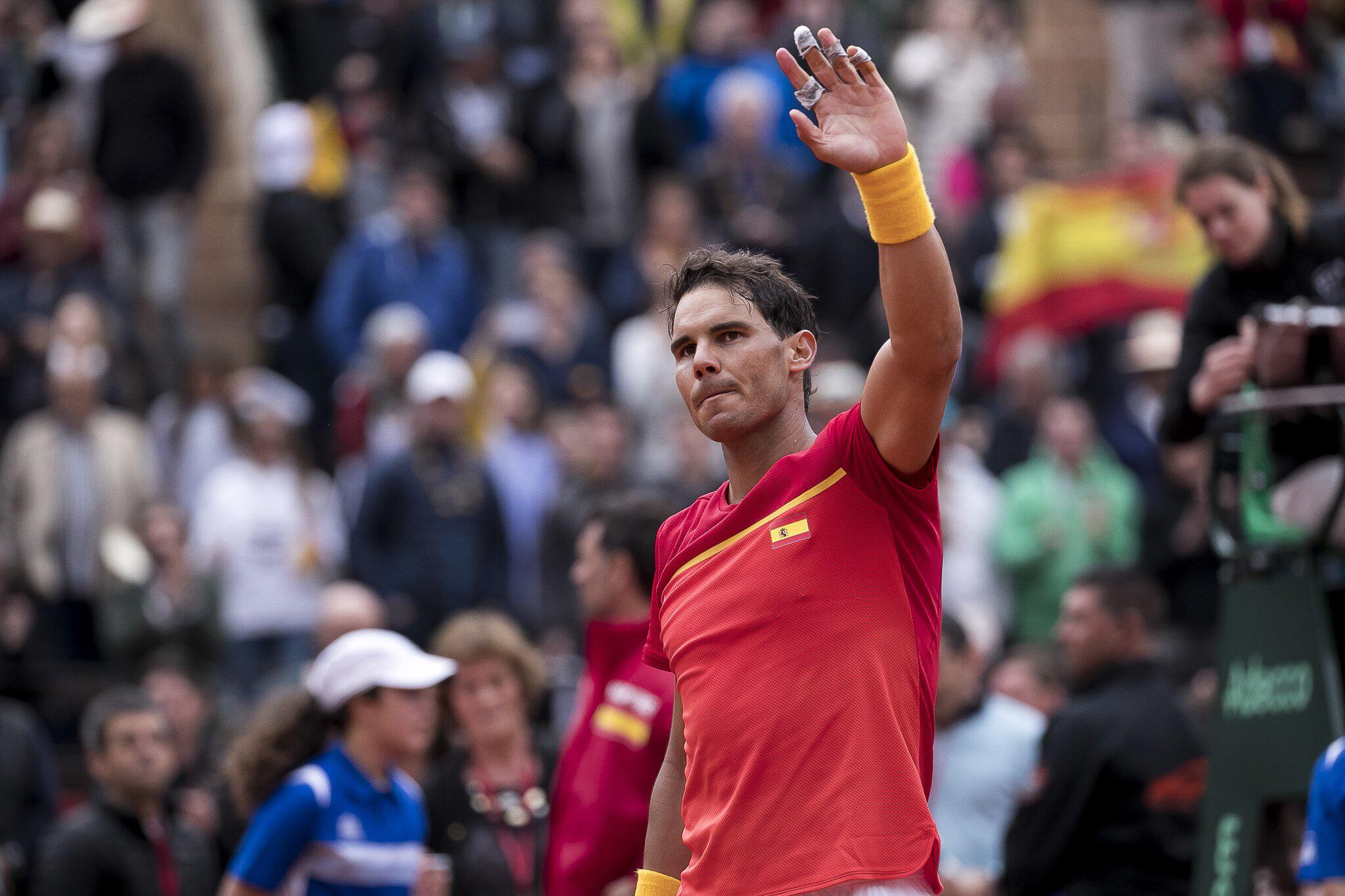 Bild zu Rafael Nadal