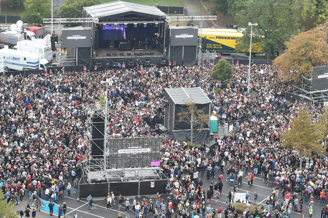 Bild zu Chemnitz - Konzert