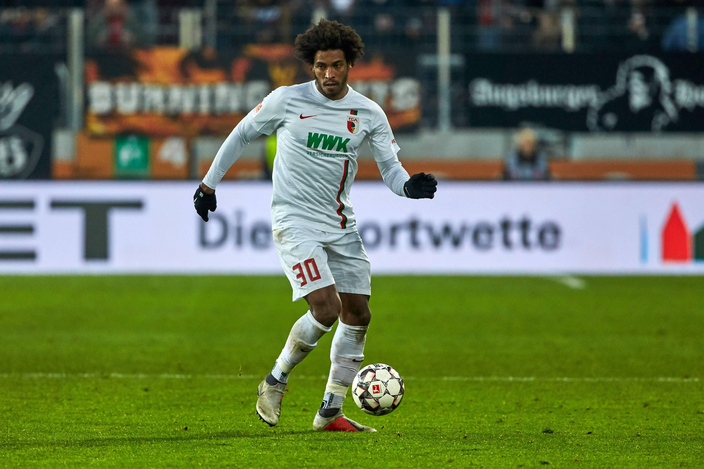 Bild zu FC Augsburg, Caiuby, FCA
