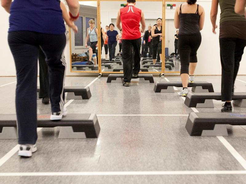 Bild zu Muskeln statt Fett
