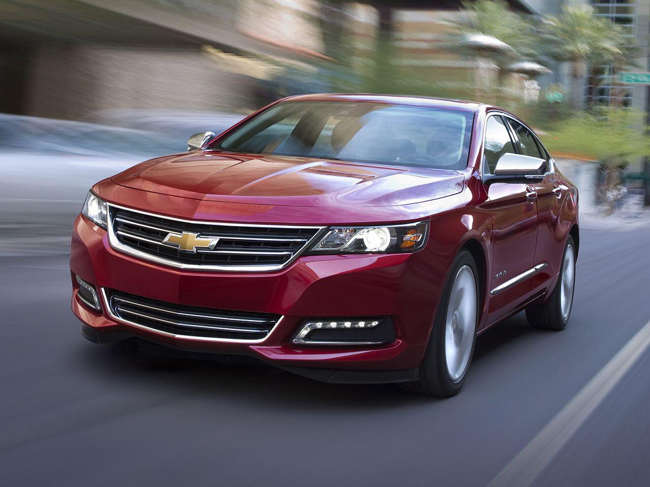 Bild zu Platz 6: Chevrolet Impala