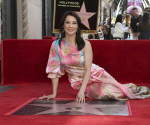Lucy Liu enthüllt Hollywood-Stern