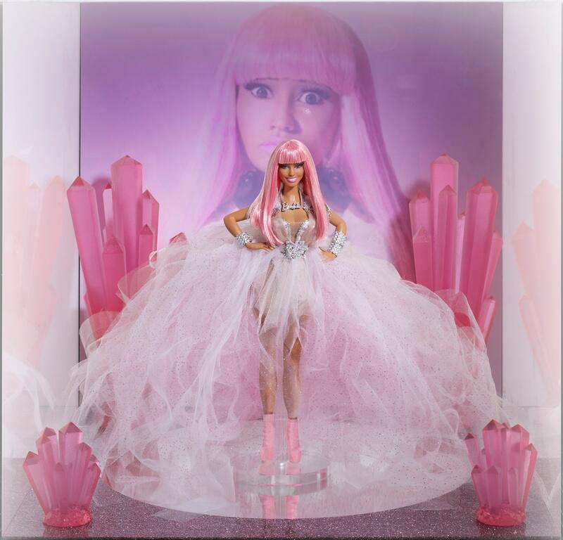Bild zu Nicki Minaj