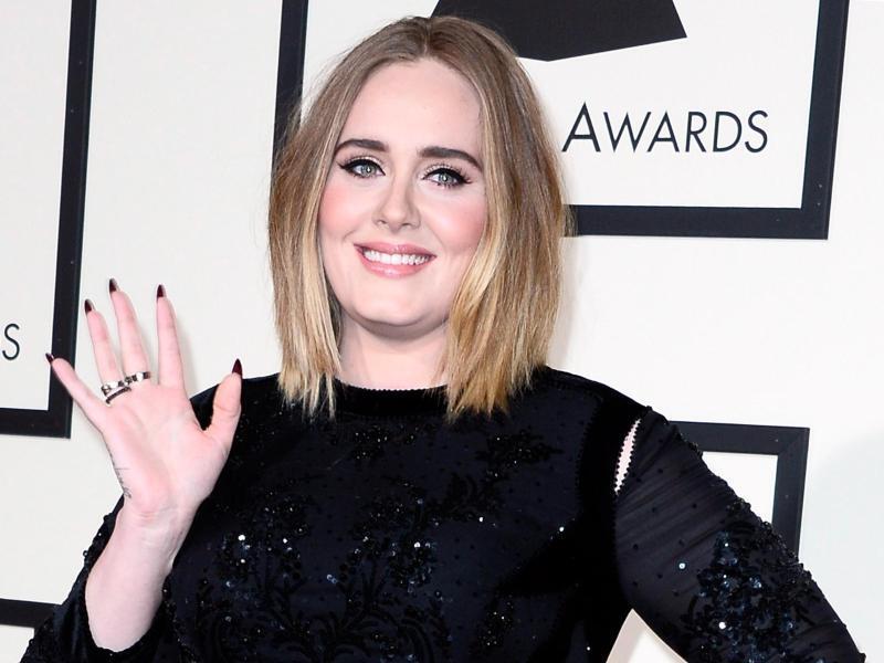 Bild zu Adele