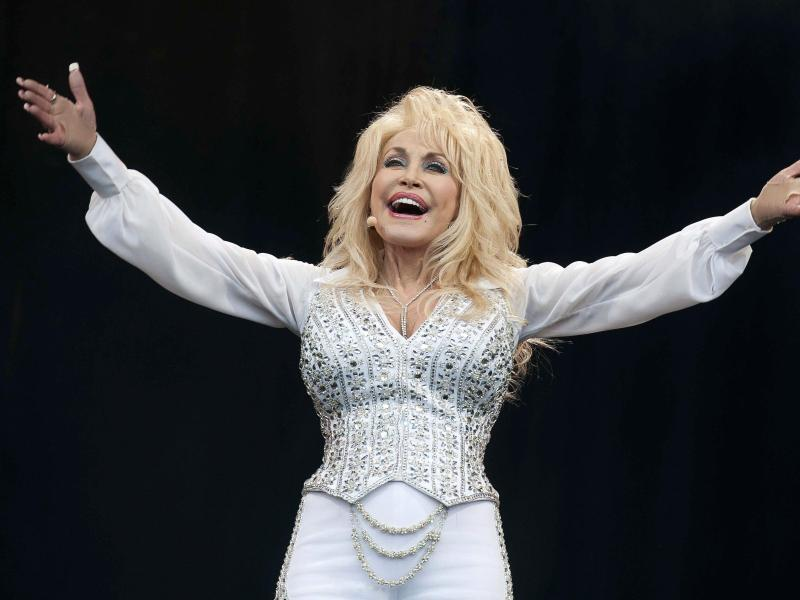 Bild zu Dolly Parton