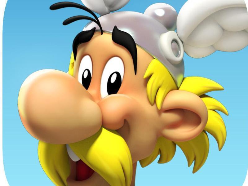 """Bild zu Spiel """"Asterix and Friends"""""""