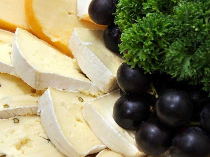 Bild zu Käseplatte