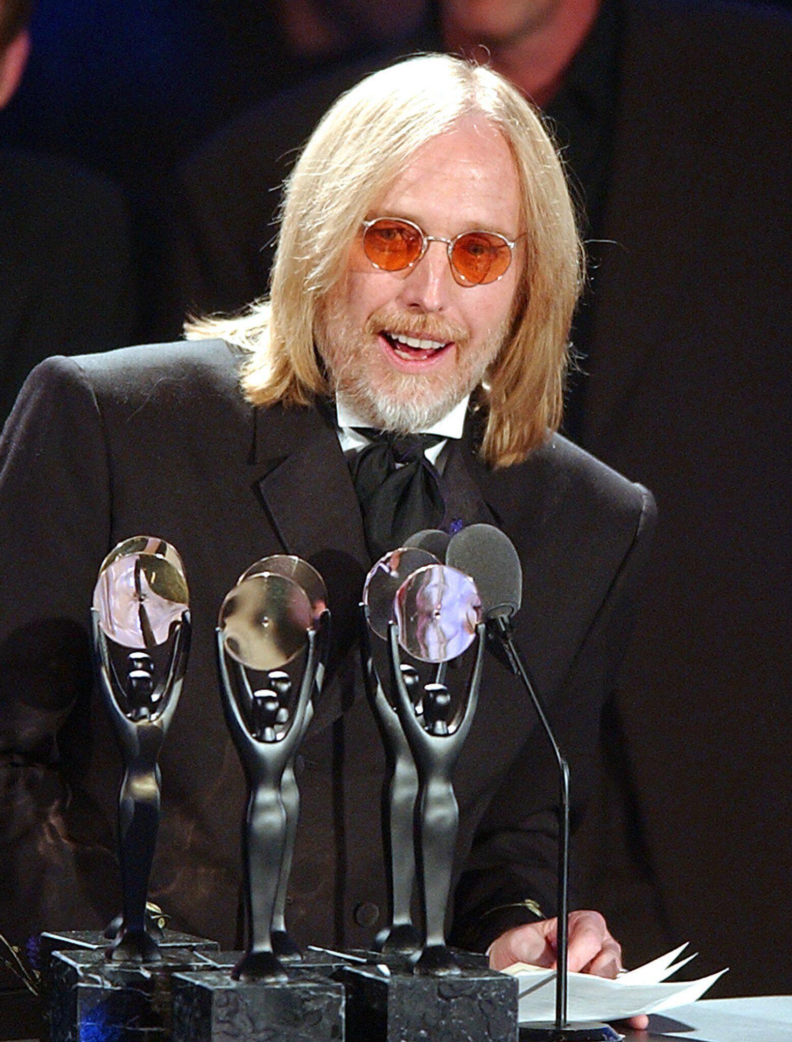 Bild zu Tom Petty tot
