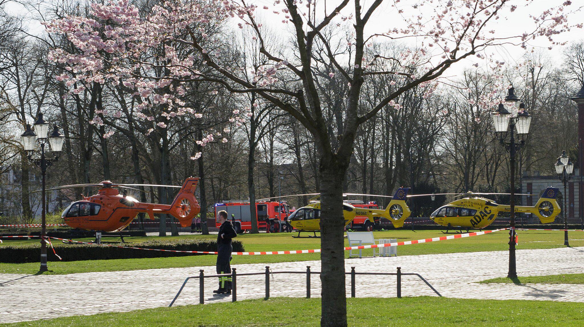 Bild zu Zwischenfall in Münster