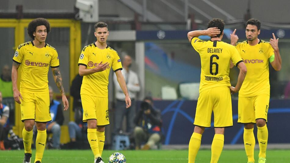 Inter Mailand - Borussia Dortmund