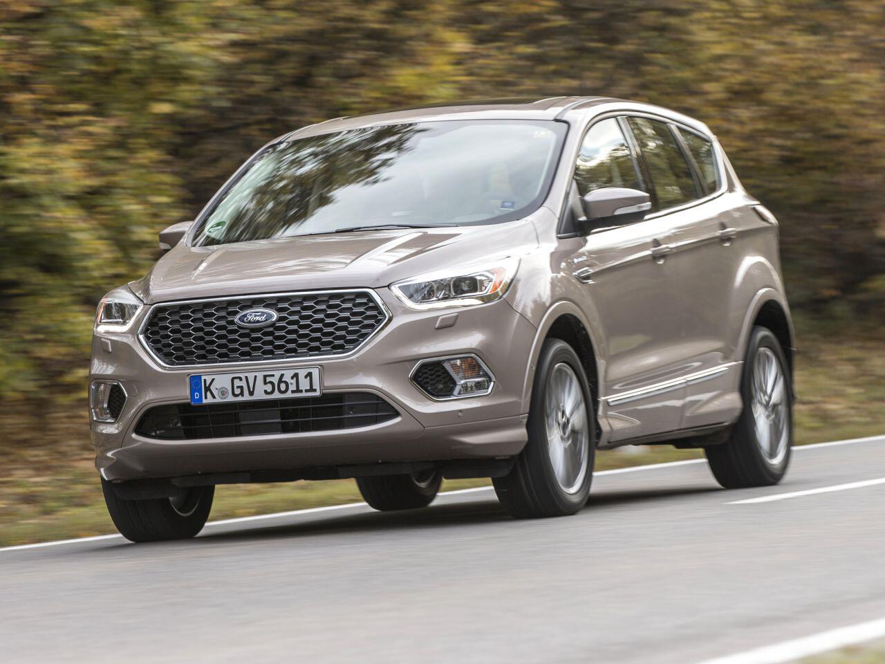 Bild zu Platz 2: Ford Kuga