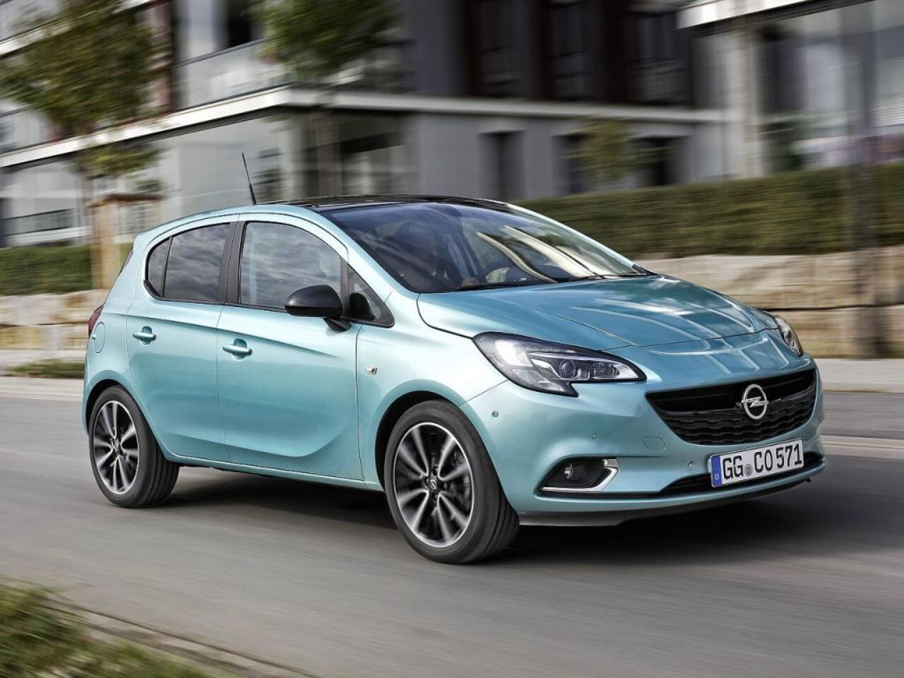 Bild zu Platz 11: Opel Corsa