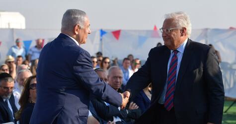 Israel widmet US-Präsident neue Golan-Siedlung