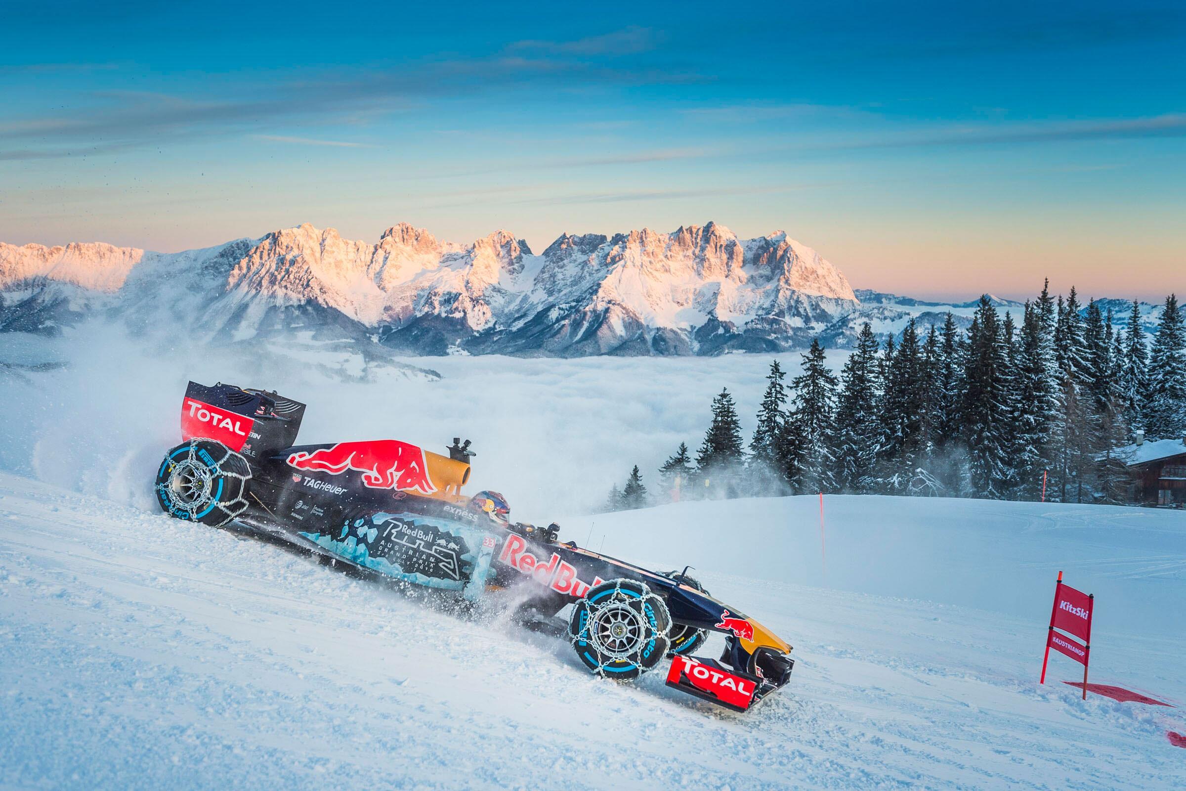 Bild zu Red Bull Showcase in Kitzühel