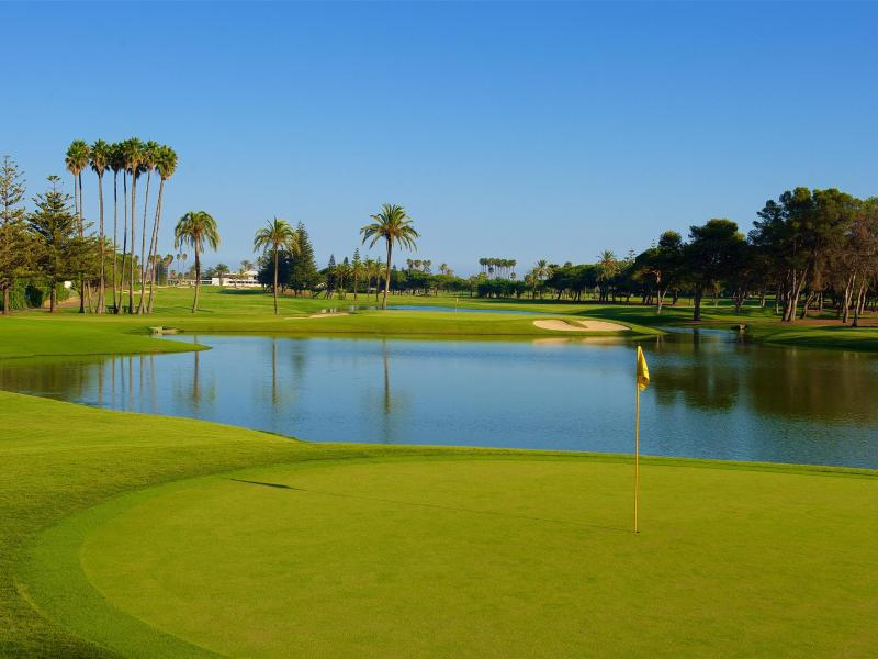 Bild zu Real Club de Golf Sotogrande