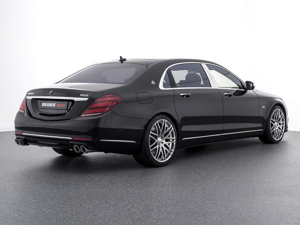 Bild zu Brabus 900 Mercedes-Maybach S 650