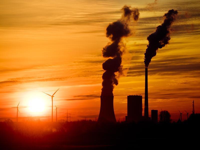Bild zu Wind und Kohle
