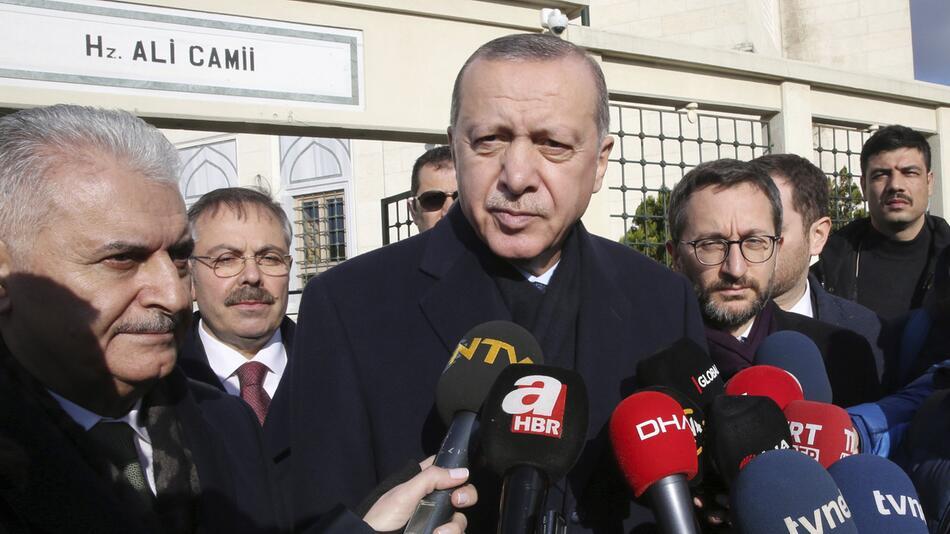 Erdogan zu Syrien