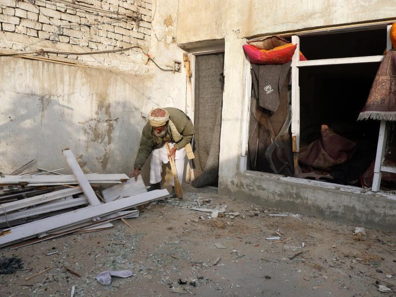 Bild zu Nach dem Anschlag