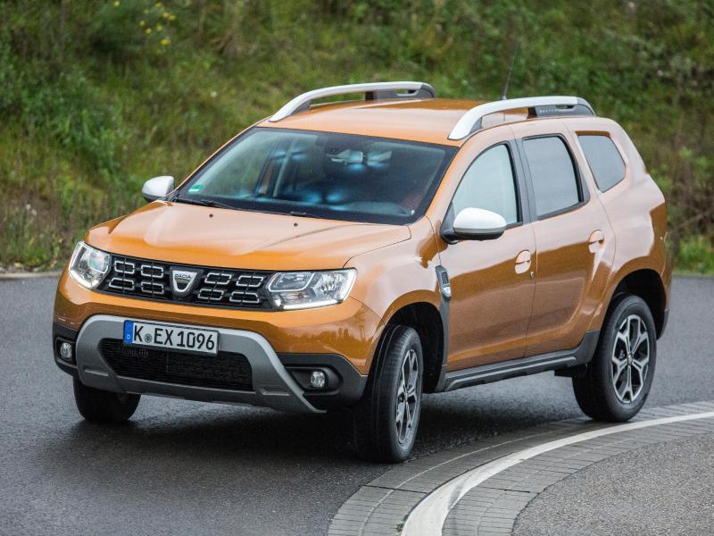 Bild zu Neuer Dacia Duster