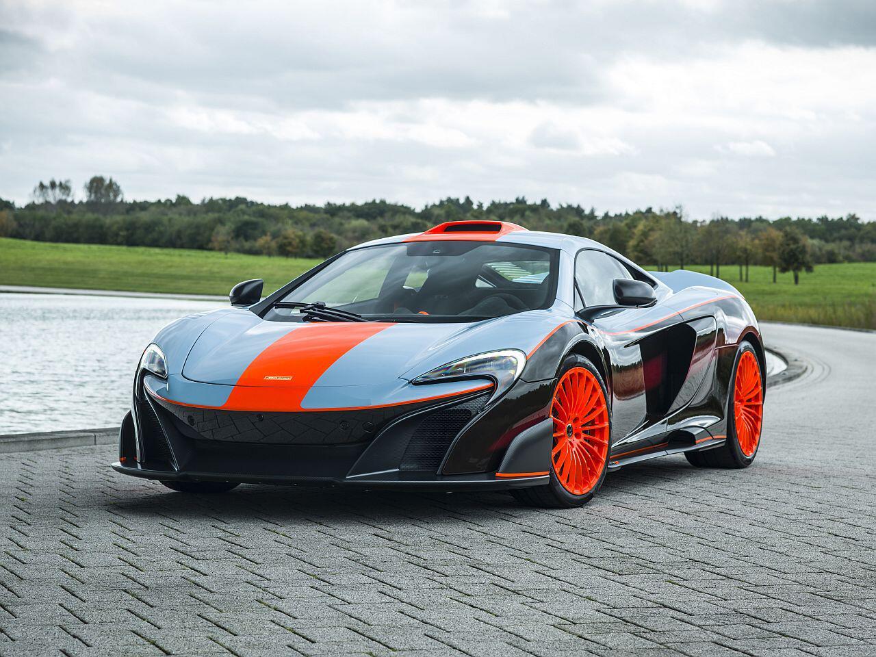 Bild zu Individuell und luxuriös: Die exklusiven Modelle von McLaren Special Operations