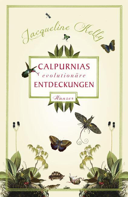 """Bild zu Buchcover """"Calpurnias (r)evolutionäre Entdeckungen"""""""
