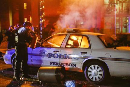 Aufruhr in Ferguson