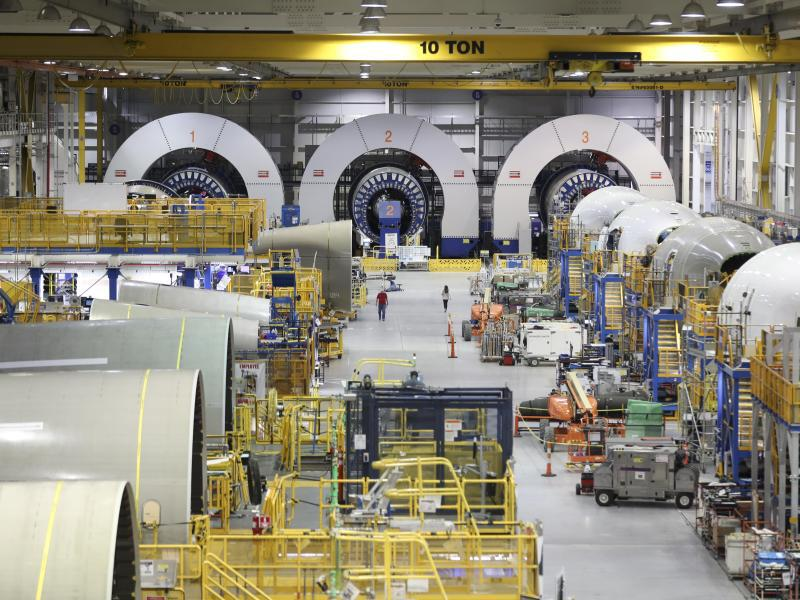 Bild zu Boeing-Werk Charleston