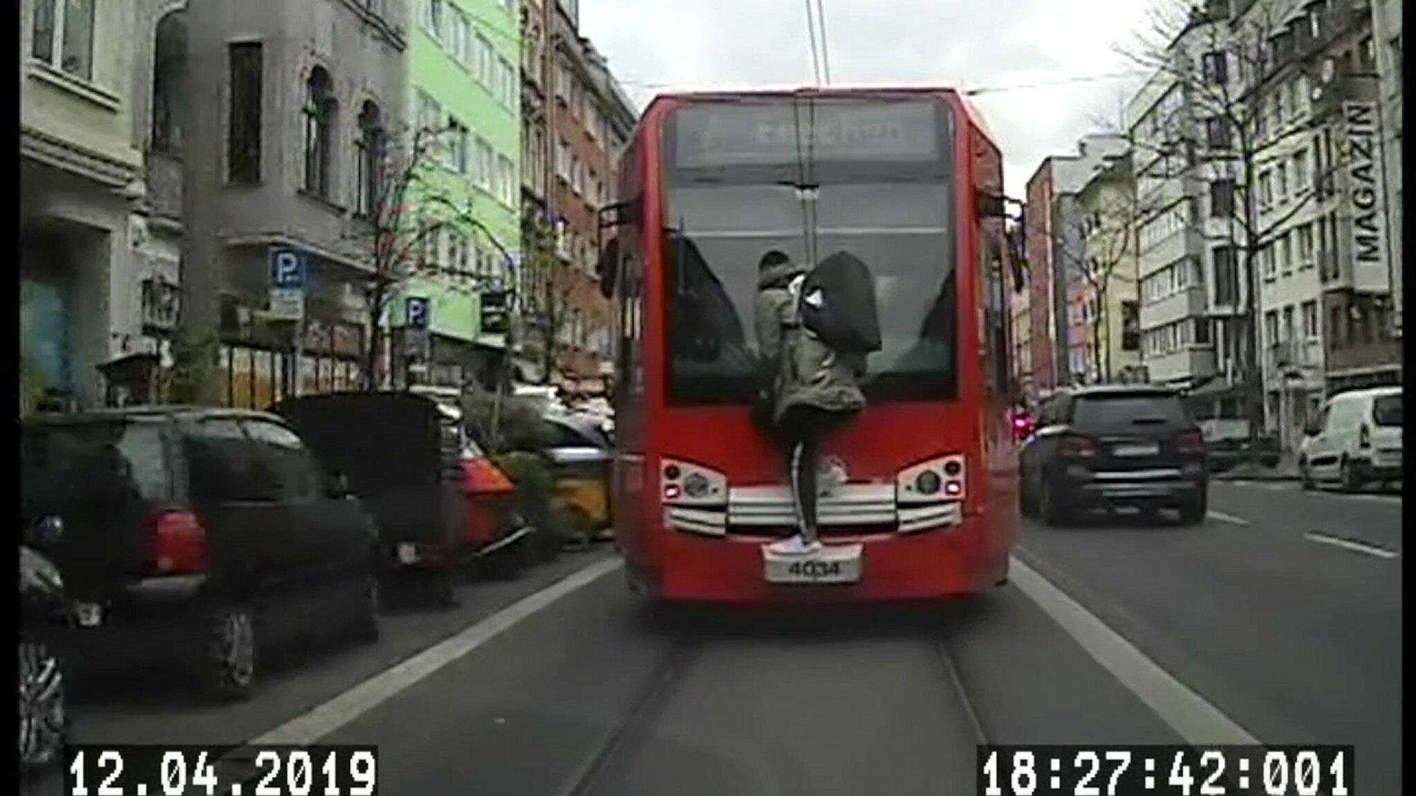 Bild zu Straßenbahn