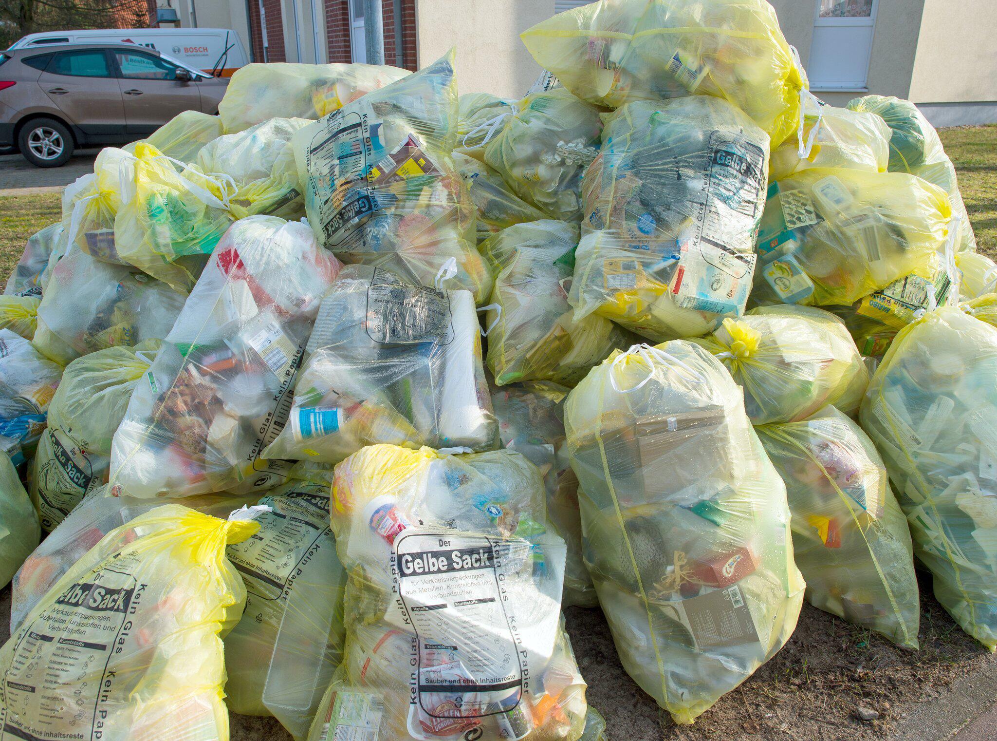 Bild zu Plastikmüll-Exporte