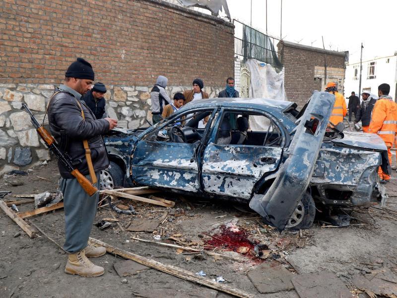 Bild zu In Kabul