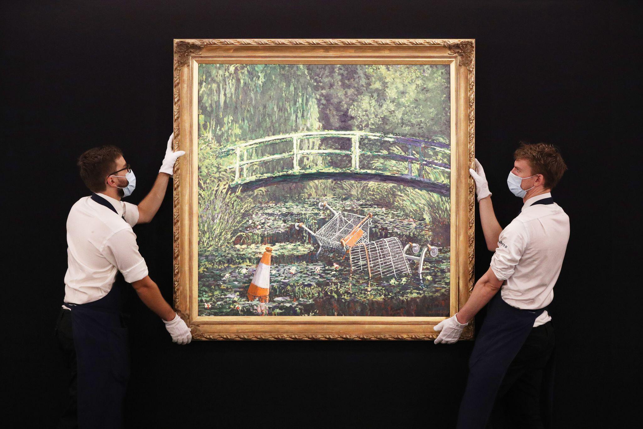 Bild zu Show me the Monet