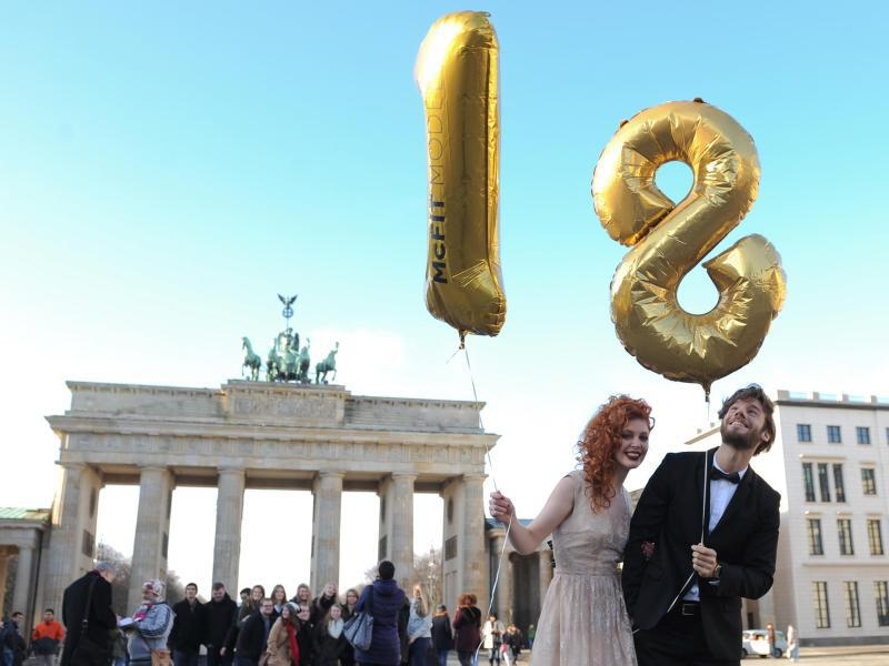 Bild zu 18. Modewoche Berlin