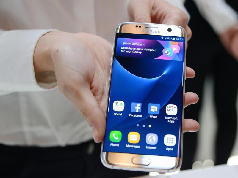 Bild zu Samsung Galaxy S7 Edge