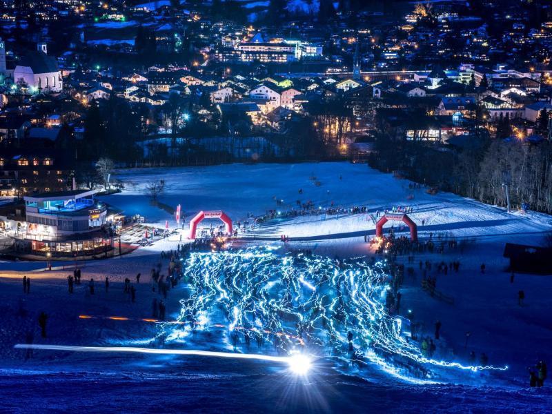 Bild zu Streif in Kitzbühel