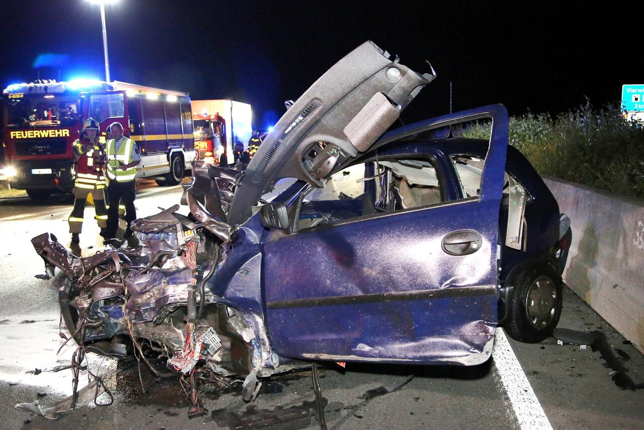 Bild zu Unfall A46