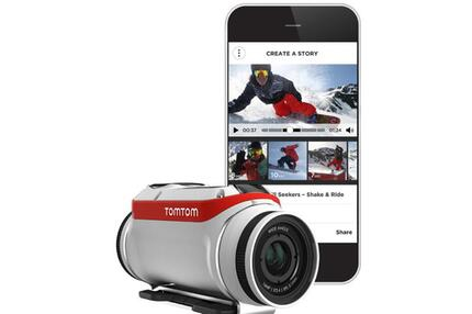 TomTom Actioncam