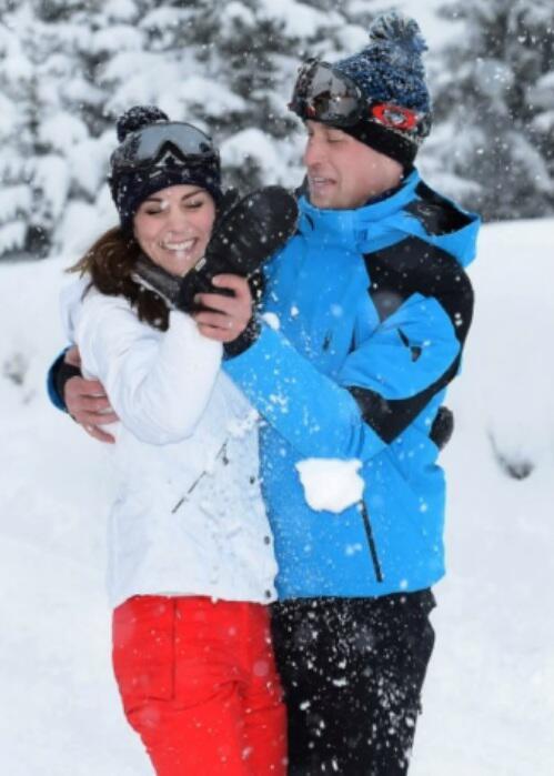 Bild zu Royaler Spaß im Schnee