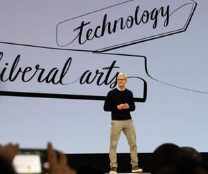 Apple stellt neues iPad vor