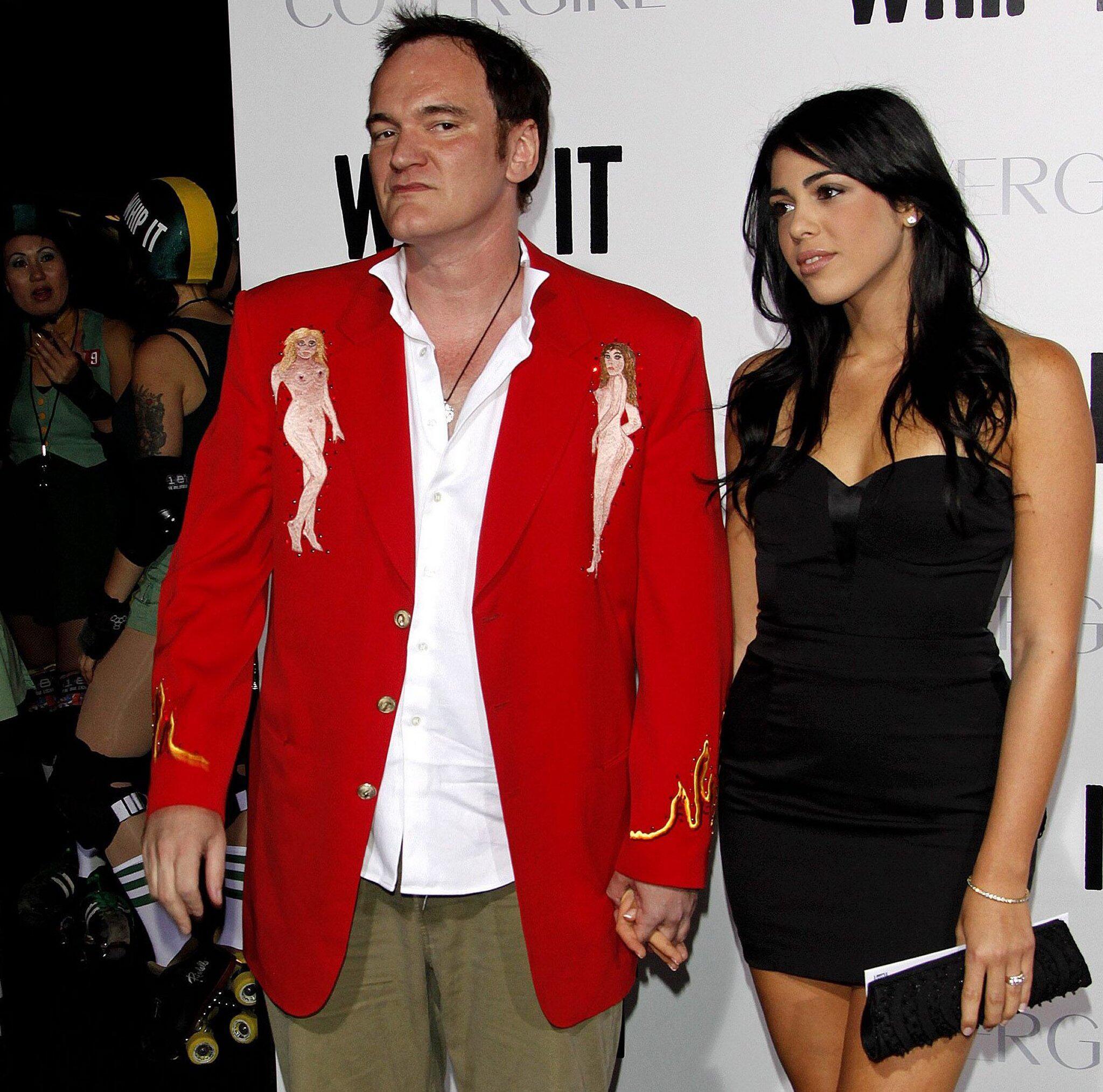 Bild zu Quentin Tarantino, Daniela Pick, Whip it