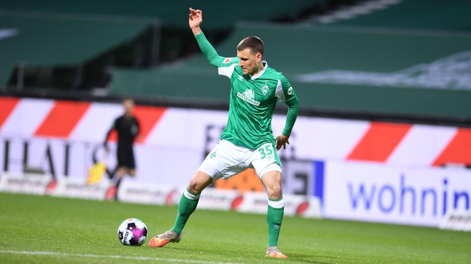 Mittelfeldspieler MaximilianEggestein