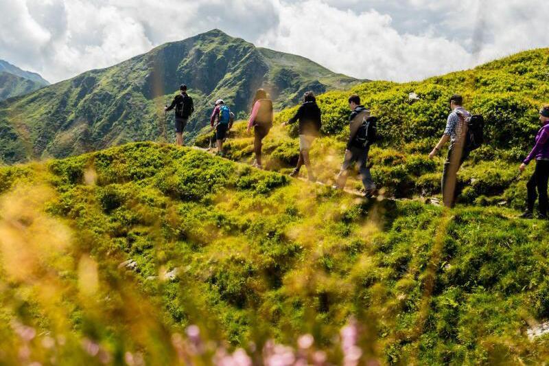 Tagestour mit Wanderführer