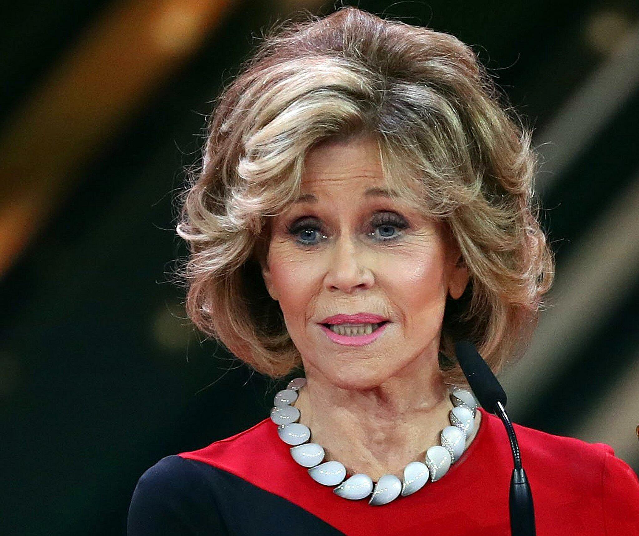 Bild zu Jane Fonda