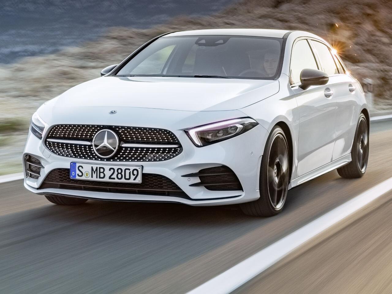 Bild zu Mercedes A-Klasse