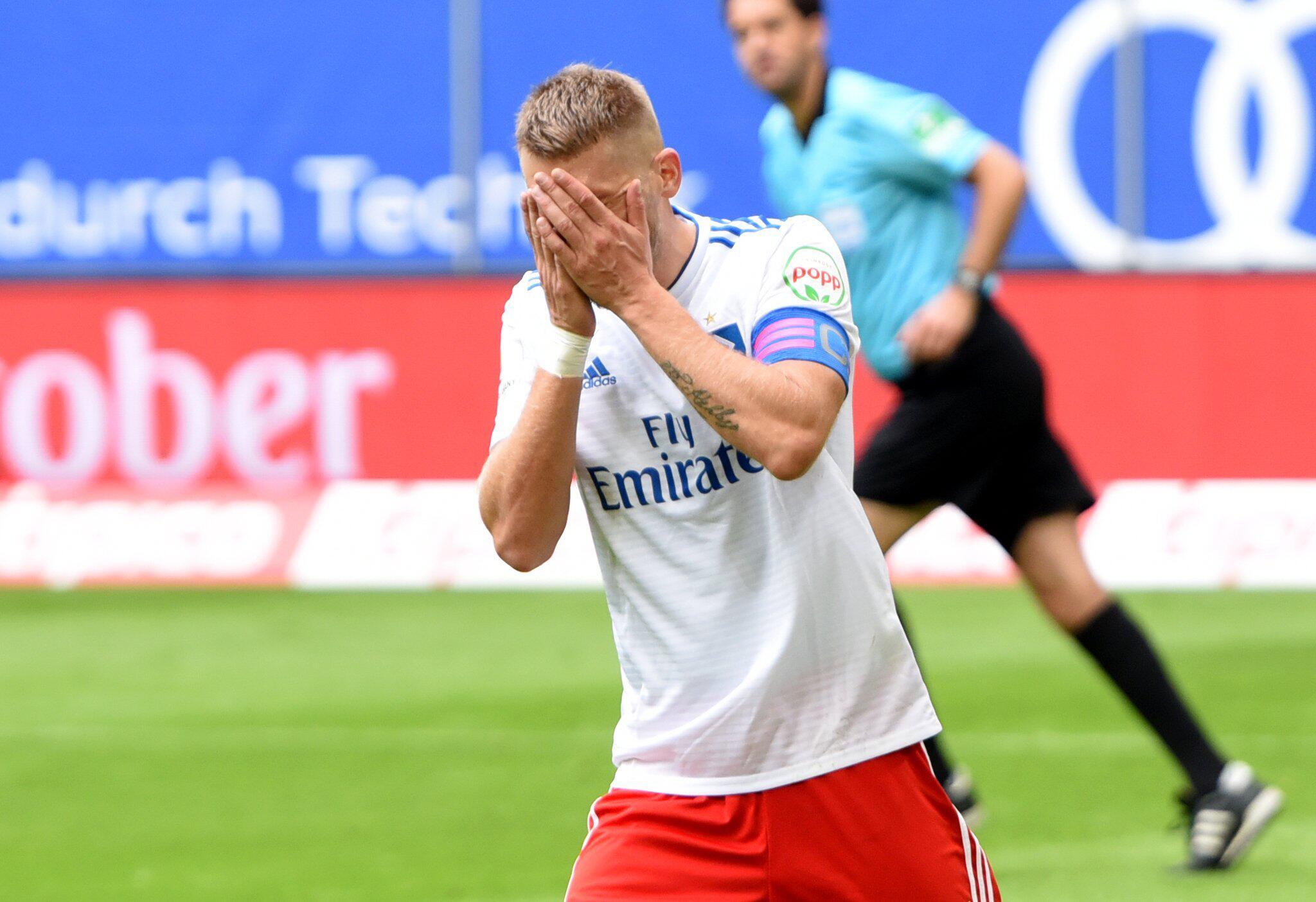 Bild zu Hamburger SV vs. Jahn Regensburg