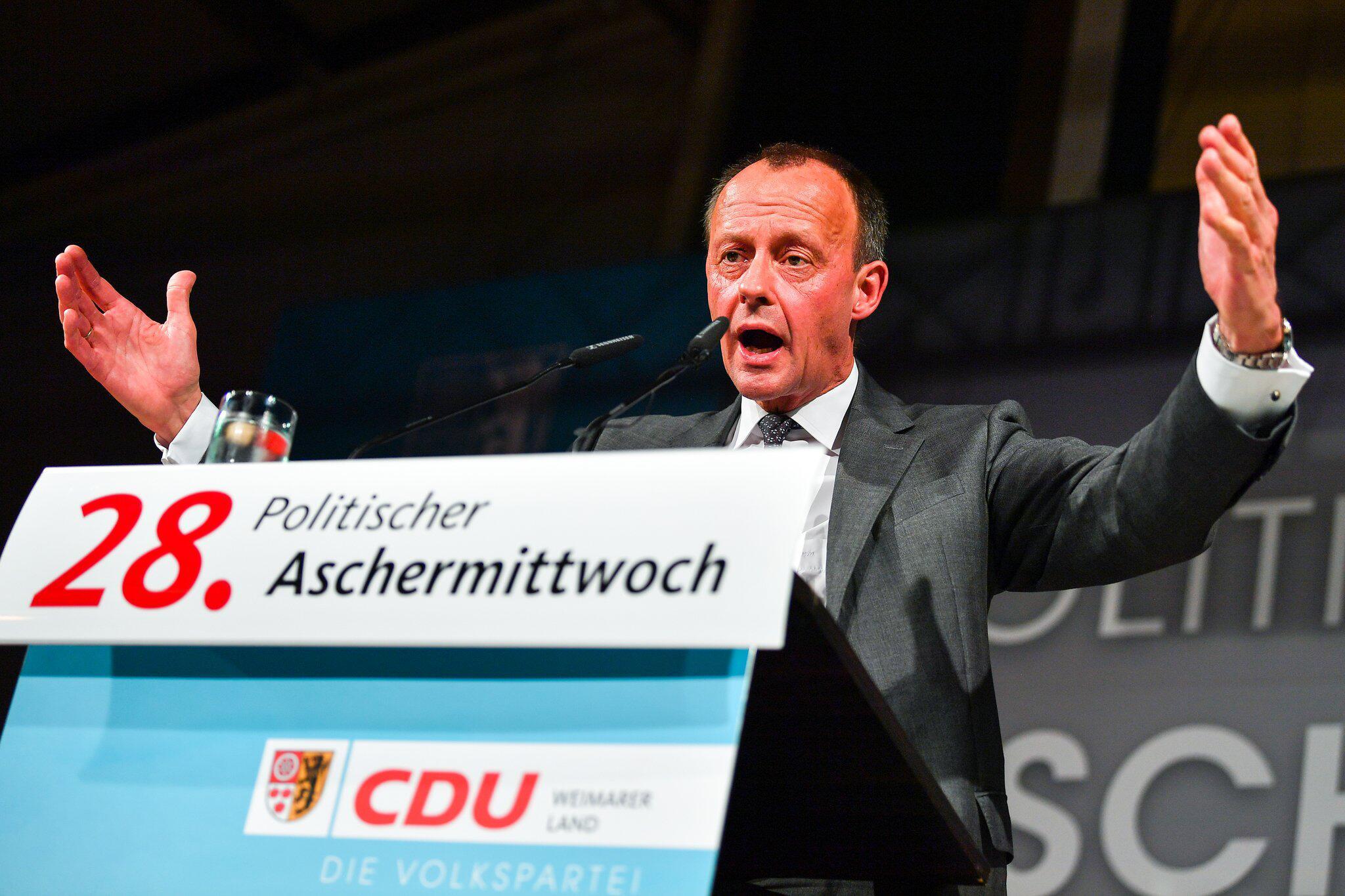 Bild zu Politischer Aschermittwoch - CDU Thüringen