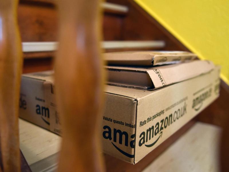 Bild zu Päckchen von Amazon