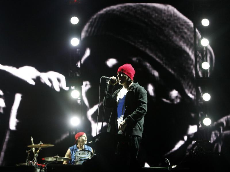 Bild zu Red Hot Chili Peppers